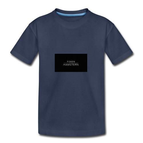 Fisken och Hamstern - Kids' Premium T-Shirt