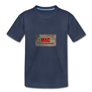 MAC LOGO - Kids' Premium T-Shirt