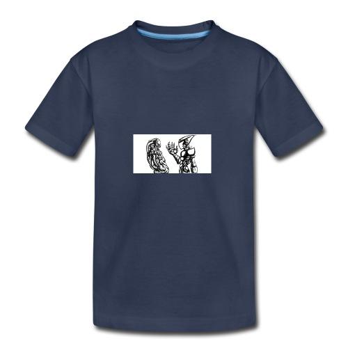 ROBOT ARMY - Kids' Premium T-Shirt