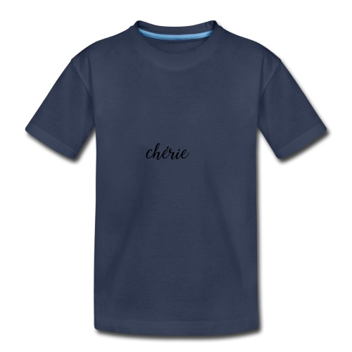 Chérie - A Shooting Star - Kids' Premium T-Shirt