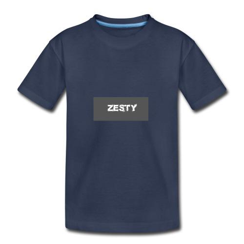 Spray Paint Font - Kids' Premium T-Shirt