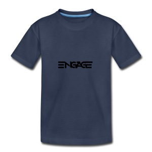 Engage-Logo-Vector - Kids' Premium T-Shirt