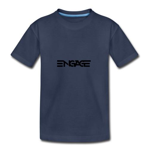 Engage-Logo-Vector - Kids' Premium T-Shirt