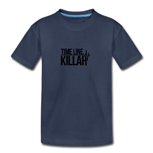 Timeline Killah - Kids' Premium T-Shirt