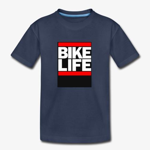 bike life - Kids' Premium T-Shirt