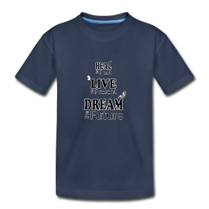 Heal the Past - Kids' Premium T-Shirt
