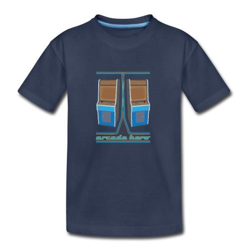 arcadehero - Kids' Premium T-Shirt
