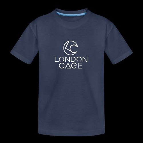 London Cage Logo - Kids' Premium T-Shirt