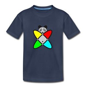 SCIENCE PANDA - Kids' Premium T-Shirt