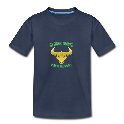 zaptraders - Kids' Premium T-Shirt