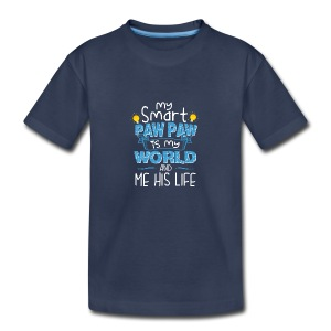 14 06PAWPAW - Kids' Premium T-Shirt