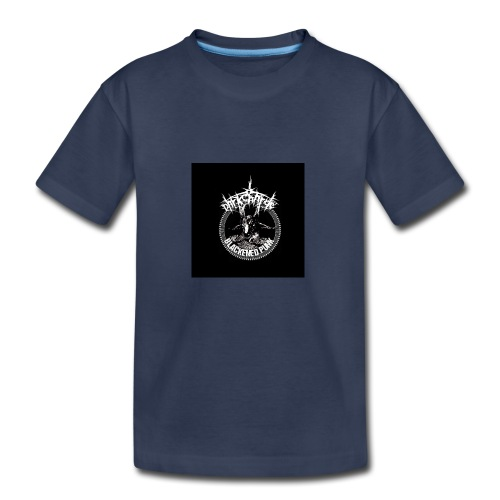 darkcharge button - Kids' Premium T-Shirt
