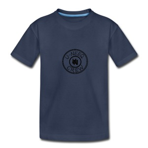 Basic Crew Logo - Kids' Premium T-Shirt