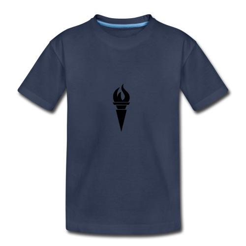 Lark Visuals Logo - Kids' Premium T-Shirt