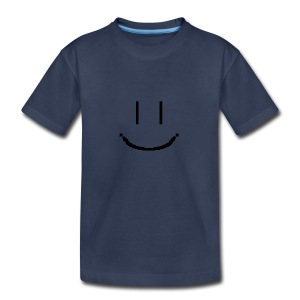 Smiley - Kids' Premium T-Shirt