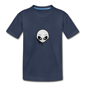 Martians From Mars Logo - Kids' Premium T-Shirt