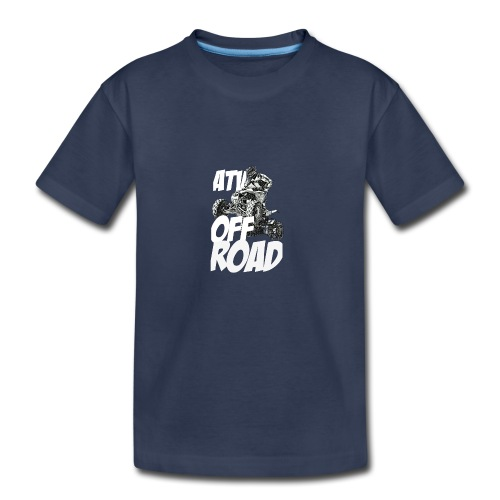 ATV OFF ROAD - Kids' Premium T-Shirt