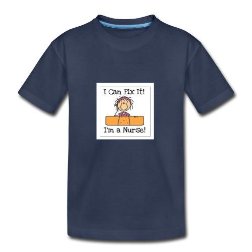 I can fix it nurse tee - Kids' Premium T-Shirt