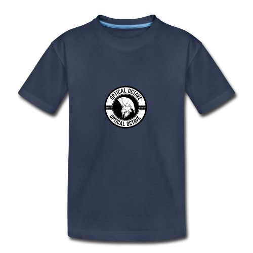 Optical Octave Logo - Kids' Premium T-Shirt