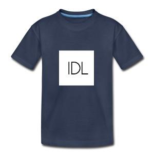 IDL Simple Logo - Kids' Premium T-Shirt