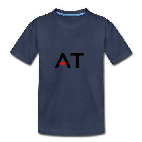 AdrenalineTech Logo Design - Kids' Premium T-Shirt
