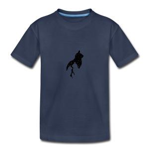 cats night - Kids' Premium T-Shirt