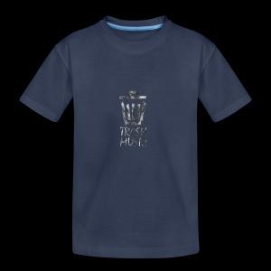 Grey Trash Logo - Kids' Premium T-Shirt