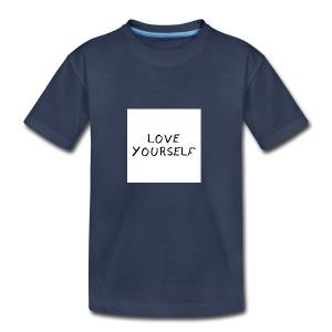 loveyourself - Kids' Premium T-Shirt