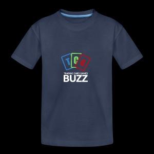 TCG Buzz Logo - Kids' Premium T-Shirt
