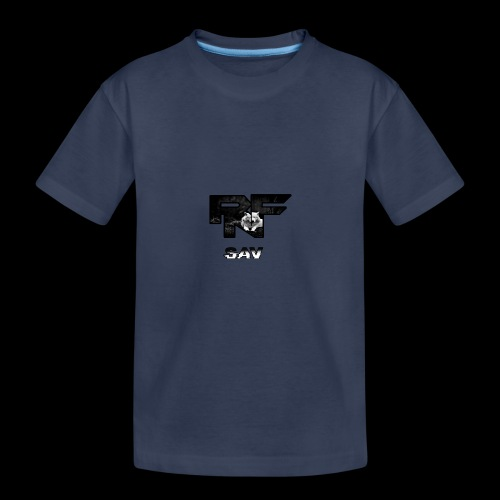 RnF Savs Custum Logo - Kids' Premium T-Shirt