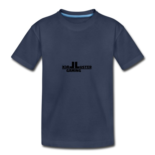 LackLuster Gaming Cut Logo - Kids' Premium T-Shirt