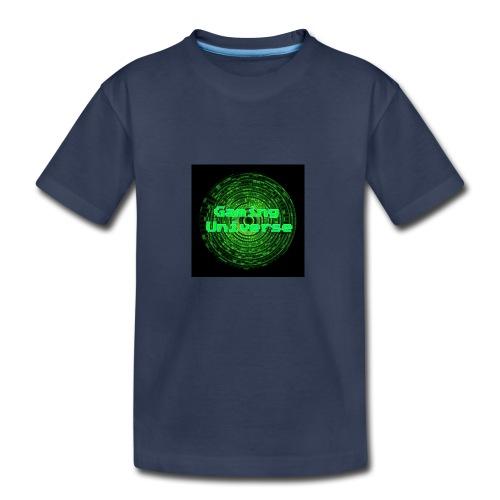 TheGamingUniverse MERCH - Kids' Premium T-Shirt