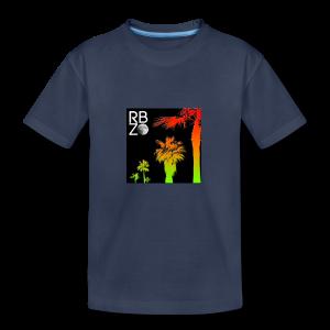 rbz south florida palm trees - Kids' Premium T-Shirt