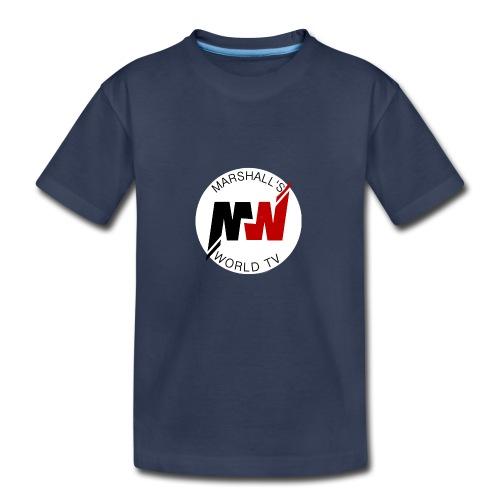 Marshalls World Tv - Kids' Premium T-Shirt