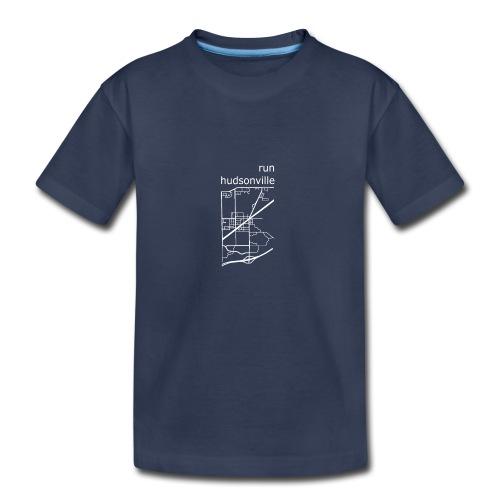 Run Hudsonville - Kids' Premium T-Shirt