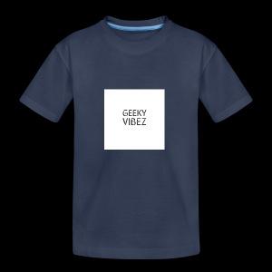 GEEKY VIBEZ - Kids' Premium T-Shirt