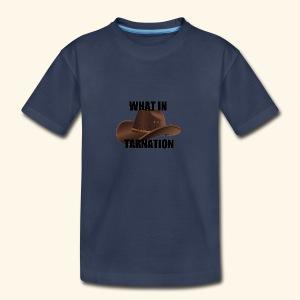 What In Tarnation Meme - Kids' Premium T-Shirt