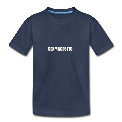 SEXMAGESTIC OFFICIAL - Kids' Premium T-Shirt