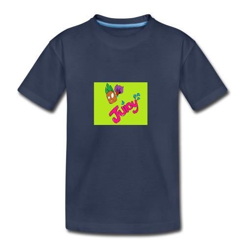 Juicy lime green - Kids' Premium T-Shirt