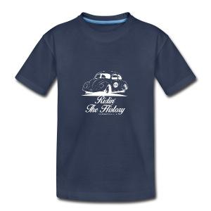 Beetle, Riding The History - Kids' Premium T-Shirt