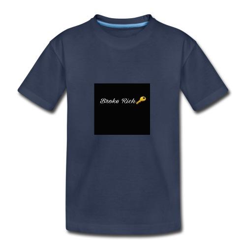 Broke Rich Adults - Kids' Premium T-Shirt