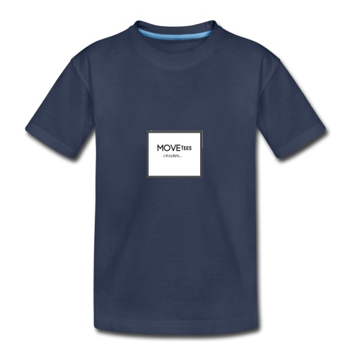 MOVETees -original- - Kids' Premium T-Shirt