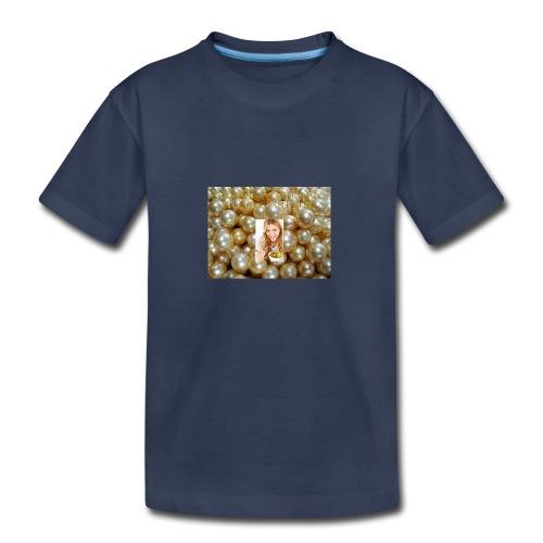golden pearls - Kids' Premium T-Shirt