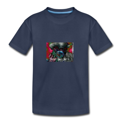 Yung Brodog BHM SS2017 - Kids' Premium T-Shirt