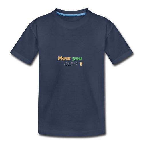 imageedit_9_9043873906 - Kids' Premium T-Shirt