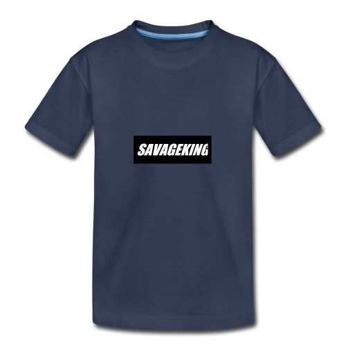 SAVAGEKING - Kids' Premium T-Shirt