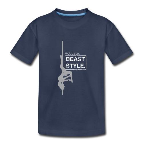Activate: Beast Style - Kids' Premium T-Shirt