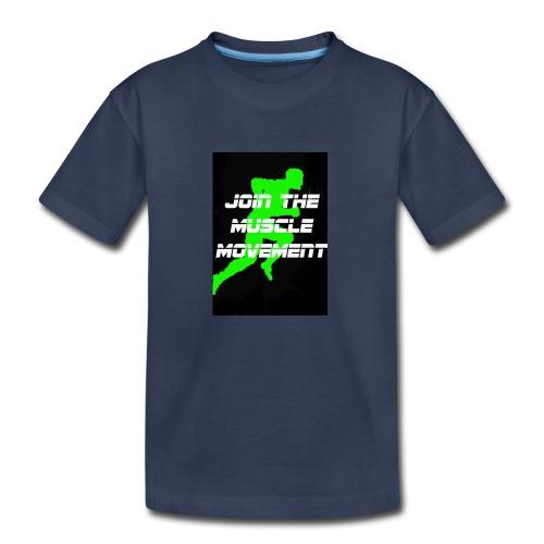muscle movement - Kids' Premium T-Shirt