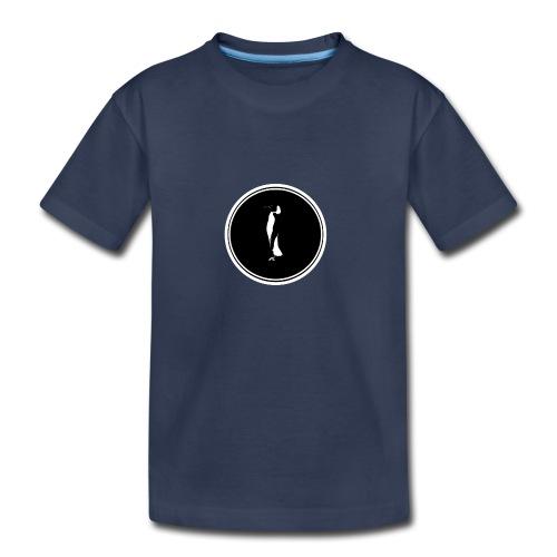 Penguin Spleen Logo - Kids' Premium T-Shirt
