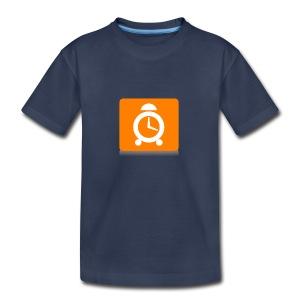 time for life love fun - Kids' Premium T-Shirt